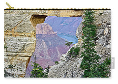 Angel's Window Four Carry-all Pouch