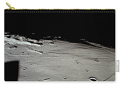 Apollo 11 Approaching Landing Site Carry-all Pouch by Nasa