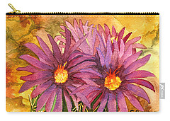 Arizona Pincushion  Carry-all Pouch
