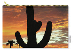 Arizona Sunrise 01 Carry-all Pouch
