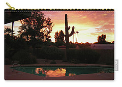 Arizona Sunrise 04 Carry-all Pouch