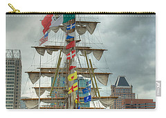 Arm Cuauhtemoc Carry-all Pouch
