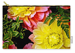 Carry-all Pouch featuring the photograph Arrangement by Steve McKinzie