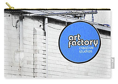 Art Factory Carry-all Pouch