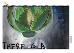 Artichoke Carry-all Pouch