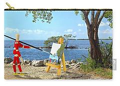 Artist's Art Carry-all Pouch