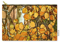 Aspens Gold Carry-all Pouch