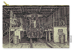 At The Yard Carry-all Pouch