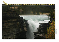 Athabasca Falls Jasper National Park Carry-all Pouch