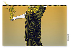 Athena, Greek Goddess Carry-all Pouch by Photo Researchers