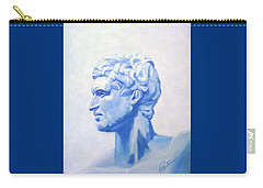 Athenian King Carry-all Pouch