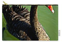 Australian Black Swan Carry-all Pouch