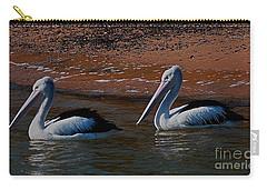 Australian Pelicans Carry-all Pouch