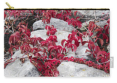 Autumn Color Is Red Carry-all Pouch