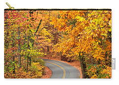 Autumn Drive Signal Mountain Carry-all Pouch