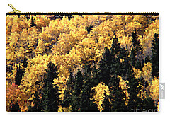 Autumn In Colorado Painting Carry-all Pouch