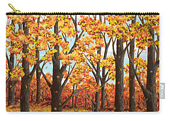 Autumn Meadow Carry-all Pouch