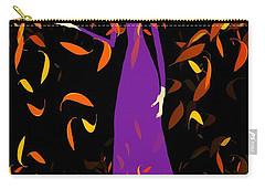 Autumn Spirit Carry-all Pouch by Barbara Moignard