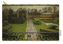 Avebury Manor Topiary Carry-all Pouch