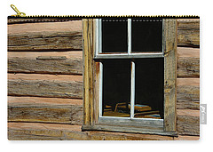 Carry-all Pouch featuring the photograph Back Into The Past by Vicki Pelham