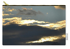Backlit Clouds Carry-all Pouch
