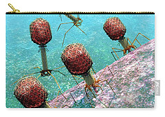Bacteriophage T4 Virus Group 1 Carry-all Pouch