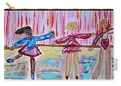 Ballerina Class Carry-all Pouch