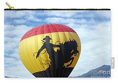 Carry-all Pouch featuring the photograph Balloon 24 by Deniece Platt