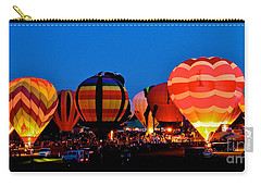 Balloon Glow Carry-all Pouch