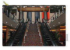 Baltimore Stairway Carry-all Pouch by Karen Harrison