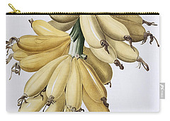 Banana Carry-all Pouch by Pierre Joseph Redoute