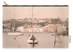 Carry-all Pouch featuring the photograph Barbara by Pedro Cardona