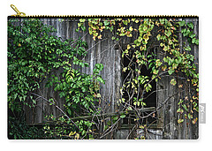 Barn Window Vine Carry-all Pouch
