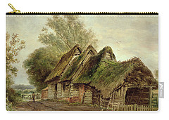 Barns At Flatford Carry-all Pouch by John Moore of Ipswich