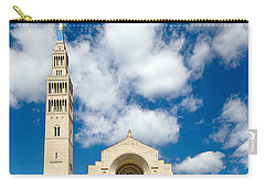 Basilica Of The National Shrine Of The Immaculate Conception Carry-all Pouch