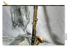 Bass Clarinet Carry-all Pouch by Dan Stone