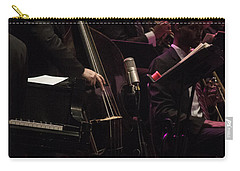 Bass Player Jams Jazz Carry-all Pouch