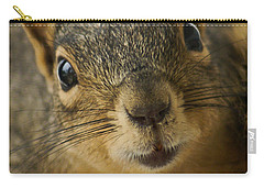 Carry-all Pouch featuring the photograph Be Friends by Colleen Coccia