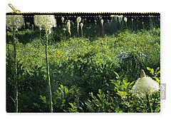 Bear-grass II Carry-all Pouch by Sharon Elliott