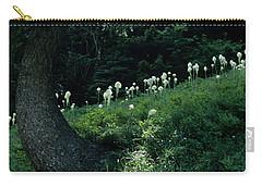 Bear-grass Ridge II Carry-all Pouch by Sharon Elliott