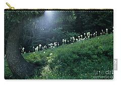 Bear-grass Ridge Carry-all Pouch by Sharon Elliott