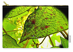 Carry-all Pouch featuring the digital art Beautiful Deday by Debbie Portwood