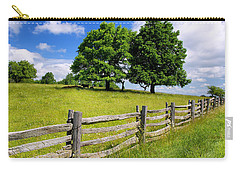 Beautiful Virginia Pasture Carry-all Pouch
