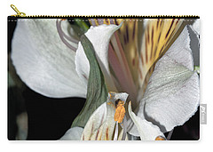 Carry-all Pouch featuring the photograph Beauty Untold by Tikvah's Hope