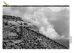 Carry-all Pouch featuring the photograph Before The Storm by Vicki Pelham