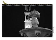 Behind The Strange Fountain Carry-all Pouch