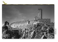 Bellinzona Switzerland Castelgrande Carry-all Pouch