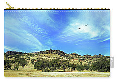 Bidwell Park Carry-all Pouch by Frank Wilson