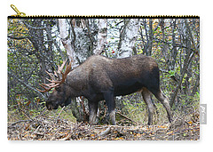 Carry-all Pouch featuring the photograph Big Body by Doug Lloyd