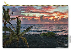 Big Island Sunrise Carry-all Pouch